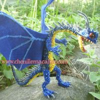 Dan's 40th Anniversary Dragon Figure by the-gil-monster