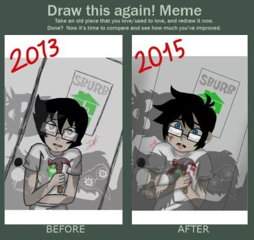 Draw this again! -Heinoustuck- by Jany-chan17