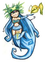 Annetta Fish by CaptainKabanos