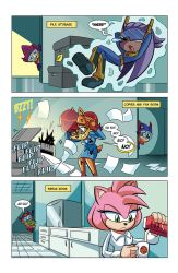 No Zone Archives Issue 2 pg06 by Chauvels