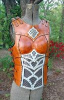 Rilla's Breastplate by SteamViking
