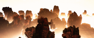 The Floating Mountains by DooDLe125