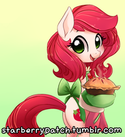 Starberry Patch by StarshineBeast