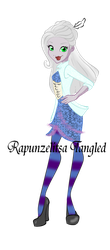 Eva Witch Chemythstry class : EAH Commision! by RapunzelitsaTangled