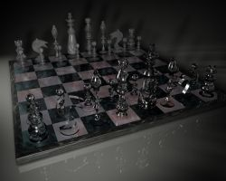 The Chess by Mark-Pawl