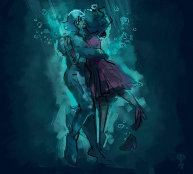 Shape Of Water by vcoco