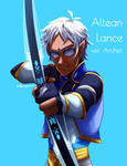 Altean Lance by Buryooooo