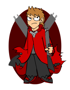 Tord of Guns by ScaredyAsh006