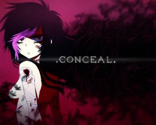 .Conceal. by RimaPichi
