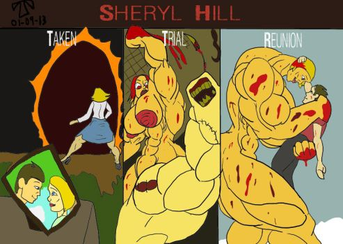 Sheryl Hill by Titaneer