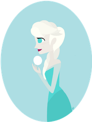 Elsa by EGLemming
