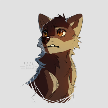 sketchy by azzai