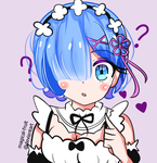 Rem by magical-fruit