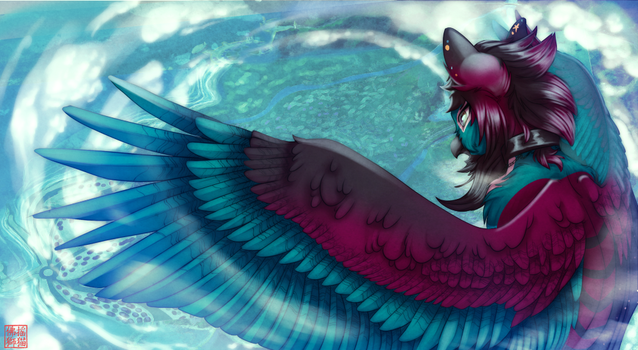 YCH Winner - Flight of the Valkyrie by Rattlesire