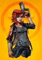 Renegade Shepard by Arlmuffin