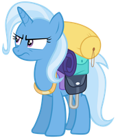 Trixie is not amused by Tardifice