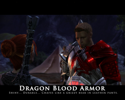 DAO Alistair Movitational BG3 by FullElven
