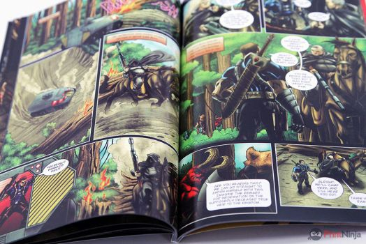 Legends of Candralar Print Version Interior Pages by Candralar