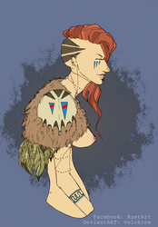 hunter by volokine