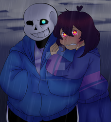 .: Don't Hurt Sans Doll :. by Kimmys-Voodoo