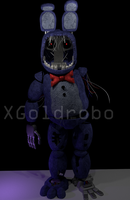Withered bonnie model by Michael-V