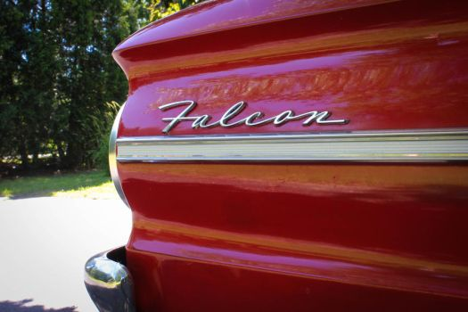 '63 Ford Falcon Convertible by KarlieRechlin