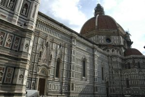 Florence Basilica by Panzer-13