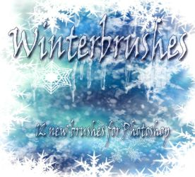 Winterbrushes by Dea-89