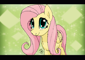 [Special Effect] Fluttershy by digiral