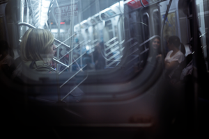 L train by analogphoto