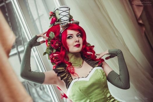 Victorian Poison Ivy by Rei-Doll