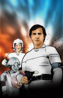 Buck Rogers - 1 by gravitydsn