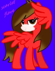 Scarlet Flare 8 by theshadowpony357