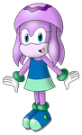 Sonic OC: Jelly the Jellyfish by Wanda92