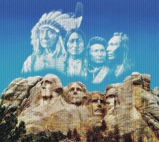 America's first leaders by Quadraro