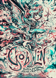 Gig Poster: Goblin by milestsang