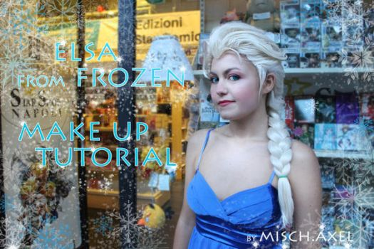 Elsa from Frozen cosplay by Haiku by MischAxel