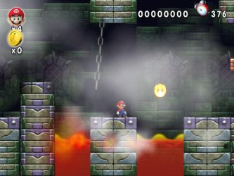 New Super Mario Forever 2012 by softendo