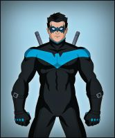 Nightwing - Rebirth by DraganD