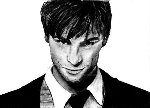 Chace Crawford by hiloody