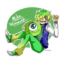 MIKE by Shanran