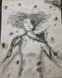 Charcoal test by zhmel