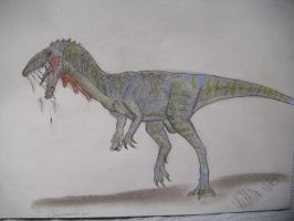 JP-Expanded Gojirasaurus by Teratophoneus