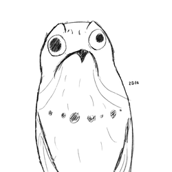 POTOO by The-Mystic-Wolf