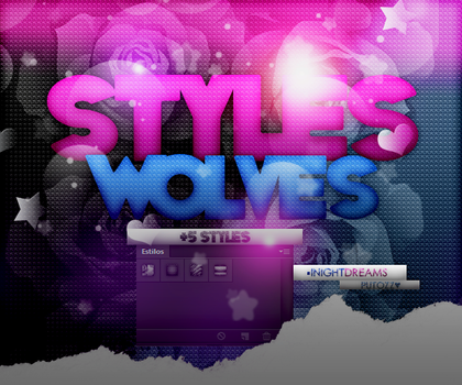 +Styles: Wolves/Free by ibest-flxwers