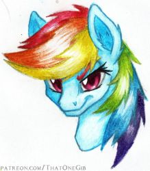 Dashie bust by nothing111111