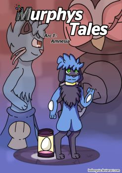Murphy's Tales Arc.1 Cover by Leslongxia