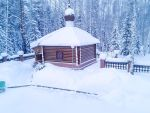 Snowy house 6 by Lubov2001