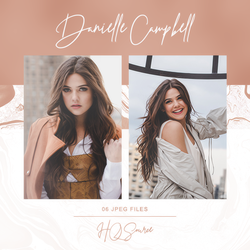 Photopack 3068 // Danielle Campbell by HQSource