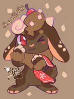 Strudel - Cocoa n Cuddles by Nokkelborth